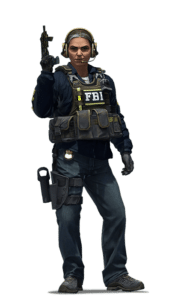 Special Agent Ava