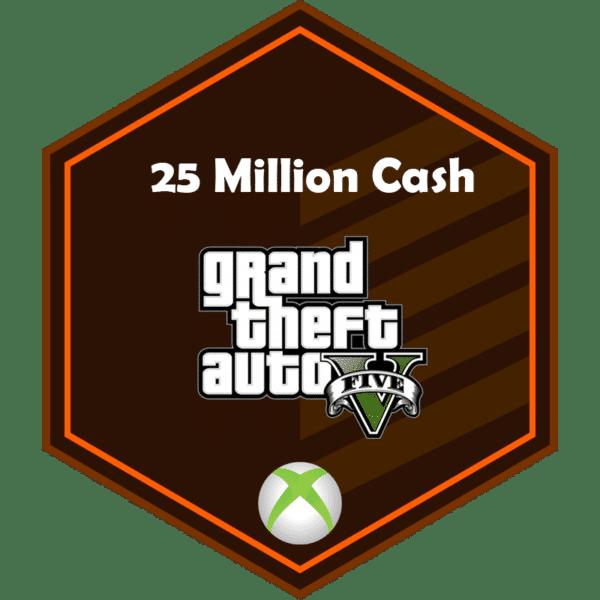 25mil add money