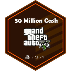 30mil add money ps4