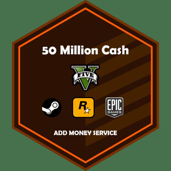 50mil add money PC