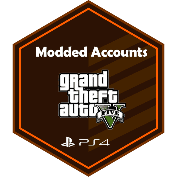 Modded accounts ps4