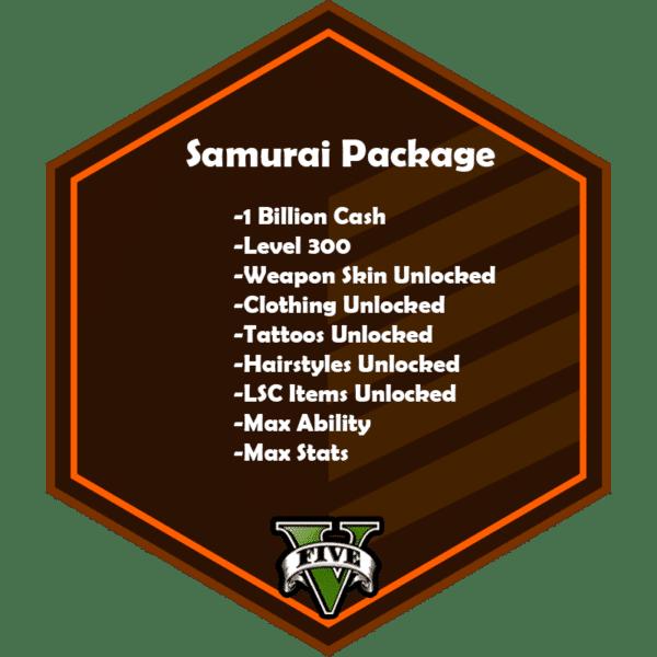samurai package