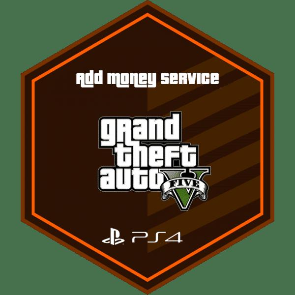 add money service ps4